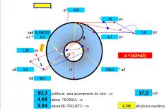 3. Cálculo Rotores turbina Potencia
