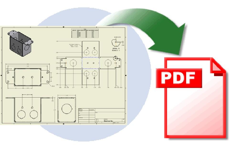 Como Gerar PDF de .*IDW ou *.DWG Automaticamente: Autodesk Inventor