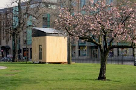 The Cube Project: Como viver em 27m³