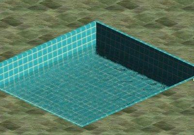 Simulando a água no AutoCAD