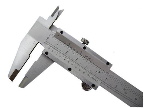 Instrumentação: Paquímetro e Relógio Comparador