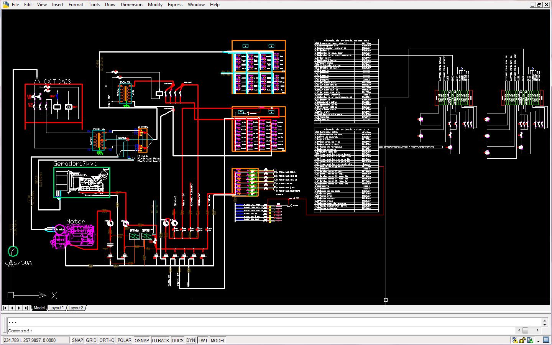 Projetos Eletricos e Automacao industrial2 – Fábrica do Projeto #77190D 1440 900