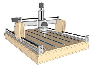 Projeto-de-CNC-ROUTER