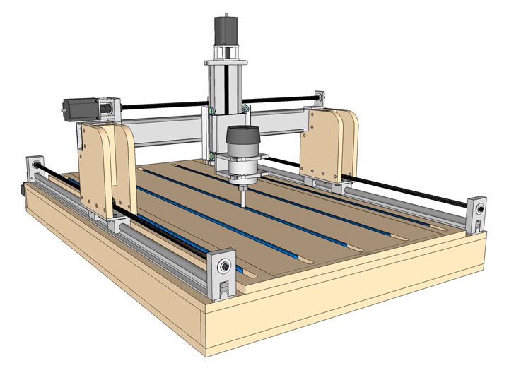 woodworking plans router table free