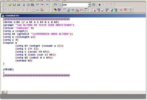 Projeto Solicitado [20 de maio de 2013] – Programação Lisp