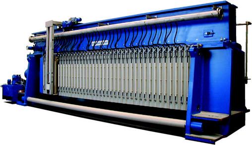 Projetos FP: Movimento de placas filtro prensa tefsa