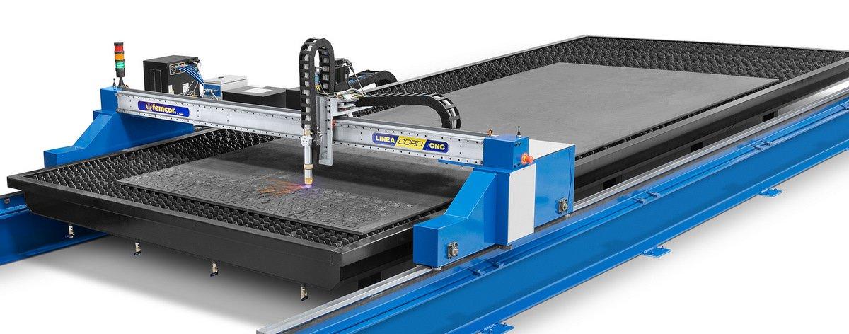 Projeto Solicitado [17 de janeiro de 2014] – Projeto de CNC corte plasma para chapa de aços