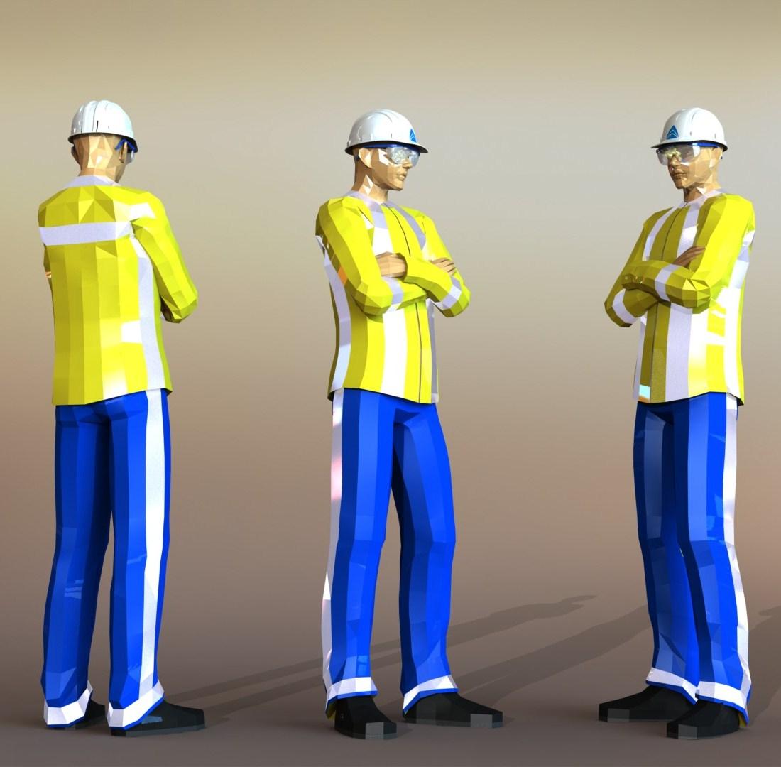 Novos Blocos 3D adicionados: Blocos FP