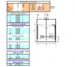 Planilhas de Calculo N2: Calculo Agitador com Pás