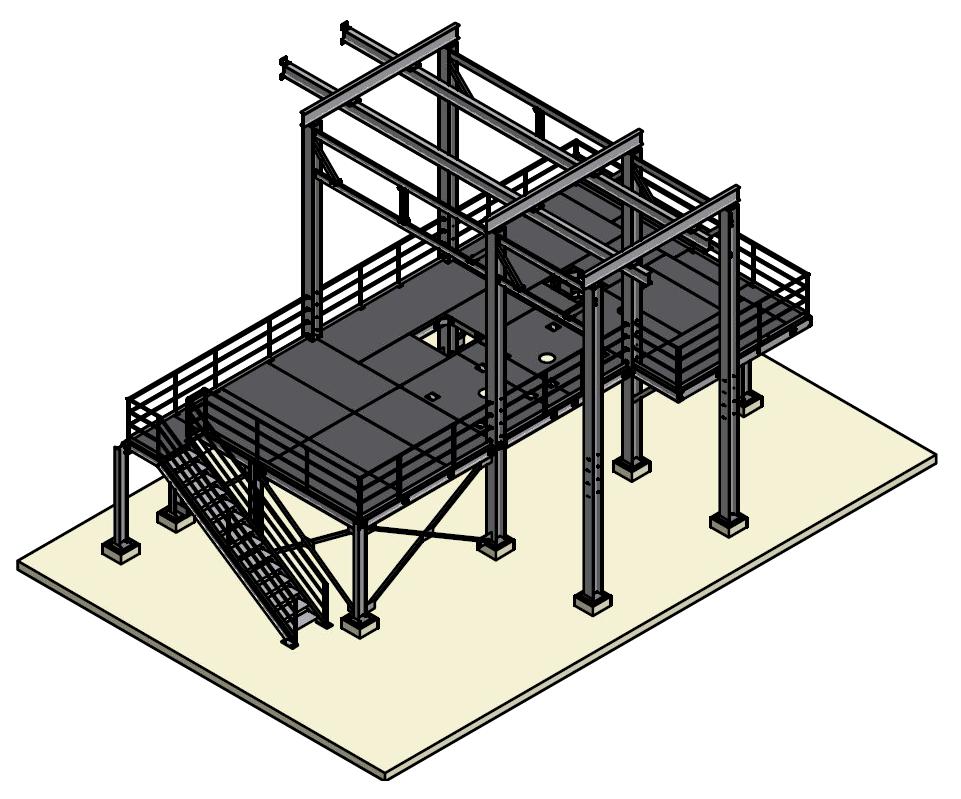 Projetos FP: Estrutura Metálica