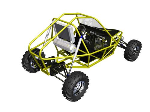 Projetos FP: Kart Cross