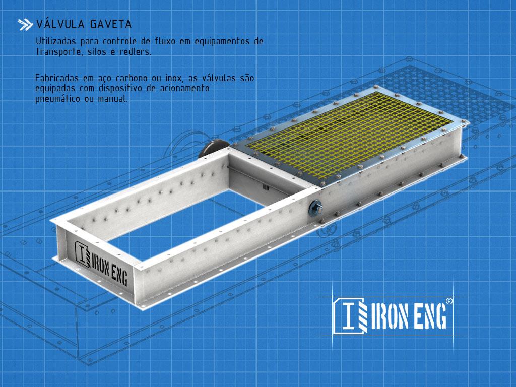 Projetos FP: Válvula Gaveta