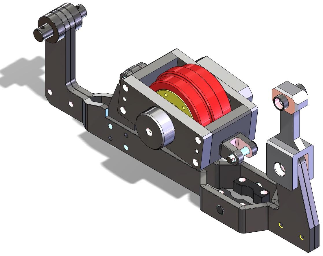 Projetos FP: Motor pneumático