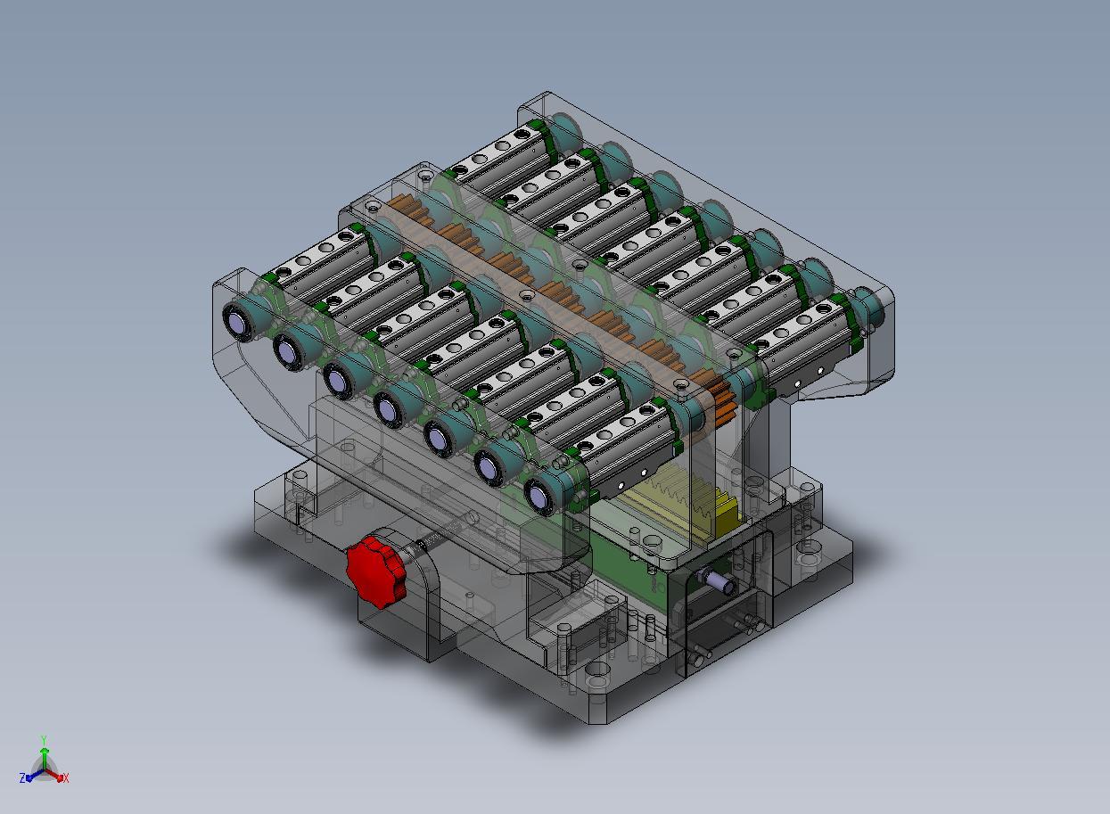 Projetos FP: Dispositivo para Usinagem de Válvulas