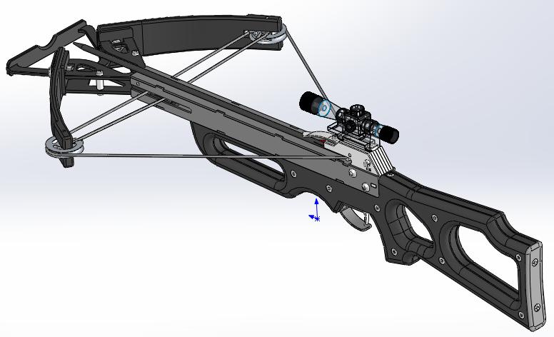Projetos FP: Disparador de Flechas