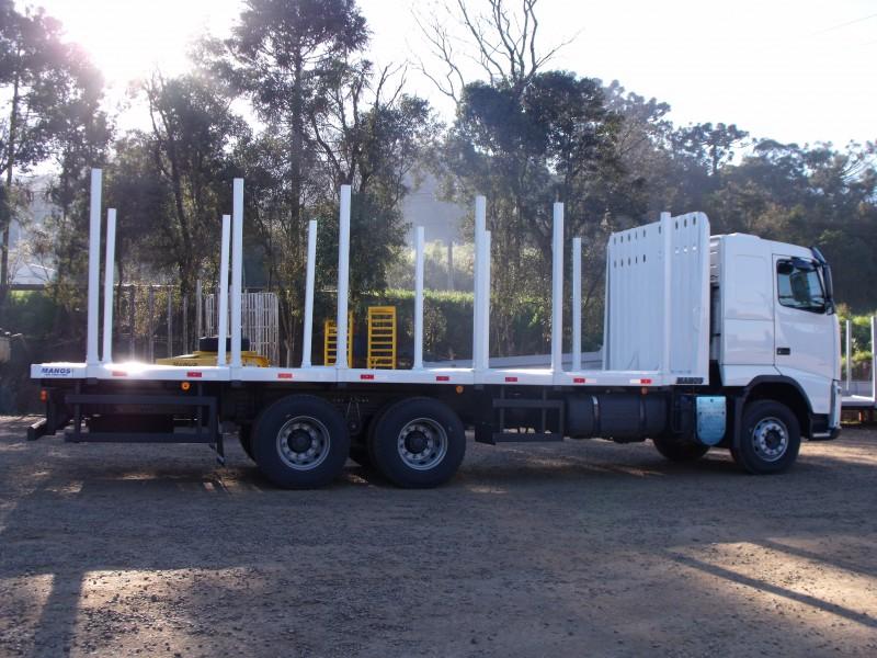 Projeto Solicitado [20 de junho de 2015] – Carroceria de ferro para caminhão transtora