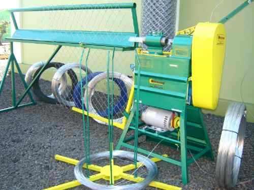 Projeto Solicitado [7 de junho de 2013] – Máquina Para Fabricar Telas de Arame e Alambrados