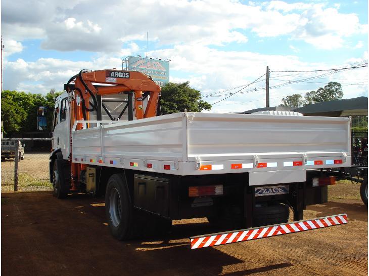 Projeto Solicitado [7 de junho de 2013] – Carroceria para Munk Trucado Ford Cargo 2423