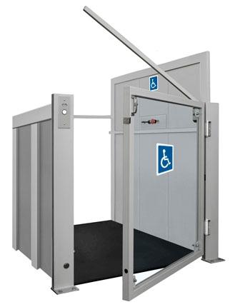 Projeto Solicitado [30 de setembro de 2013] – Plataforma elevatória para pessoas com mobilidade reduzida