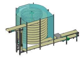 Projeto Solicitado [30 de maio de 2014] – Túnel Espiral de Congelamento