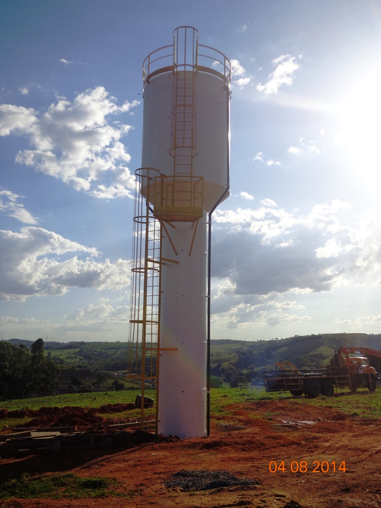 Projeto Solicitado [25 de junho de 2014] – Reservatório de água tipo taça