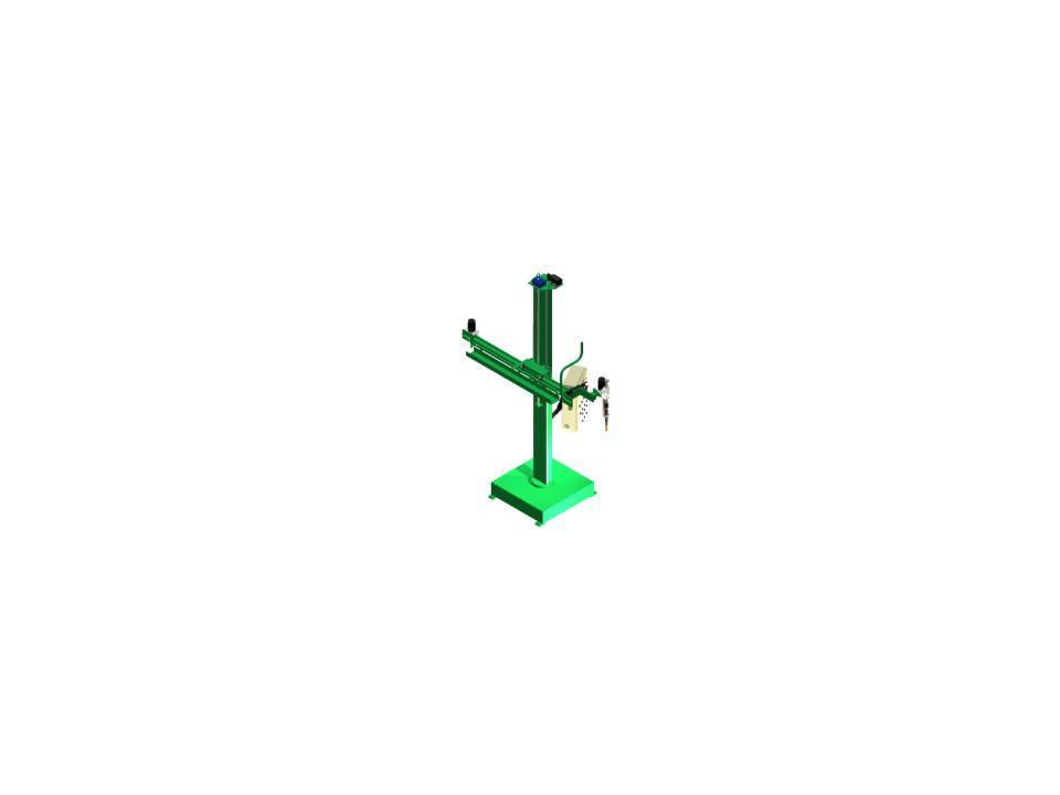 Projeto Solicitado [20 de agosto de 2014] – Pedestal para arco submerso