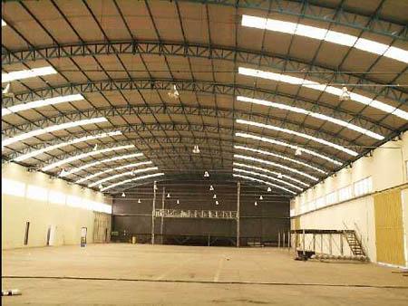 Projeto Solicitado [3 de outubro de 2014] – Galpão Industrial
