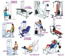 Projeto Solicitado [2 de fevereiro de 2015] -  Projeto de aparelhos de musculação para Academias