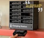 Projeto Solicitado [12 de março de 2015] - Estação de carregadores portáteis de celular