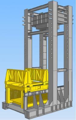 Projetos FP: Prensa Hidraulica Balancin 200T
