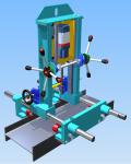 Projetos FP: Furadeira Semi automática para Vigas I, W e H