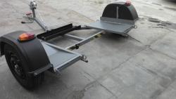 Projeto Solicitado [11 de junho de 2015] - Carretinha para transporte de Carros (Tipo Asa Delta)