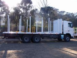 Projeto Solicitado [20 de junho de 2015] - Carroceria de ferro para caminhão transtora