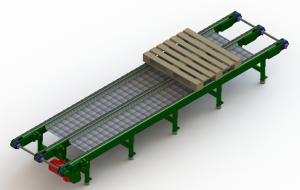 Projetos FP: Esteira Transportadora de Pallet