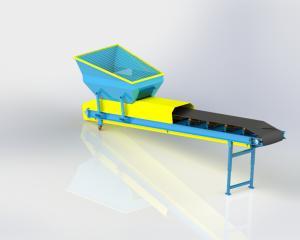 Projetos FP: Esteira Transportadora de Cimento
