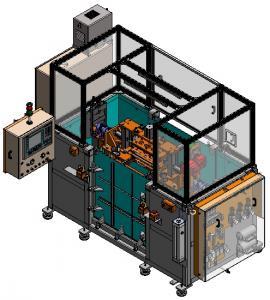 Projetos FP: Projetos de Máquinas para Teste de Estanqueidade