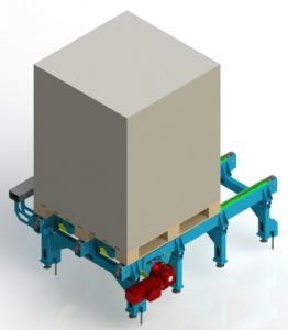 Projetos FP: Esteira Transportadora para Pallet