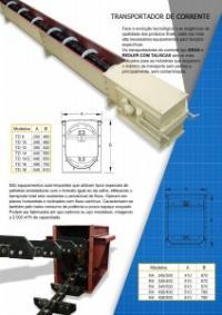 Projetos FP: Transportador De Arraste