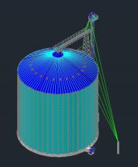 Projeto Solicitado [6 de Maio de 2016] - Blocos Autocad 3D