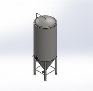 Projetos FP: Tanques fermentadores de cerveja