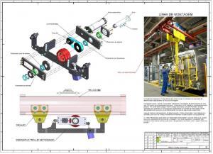 Projetos FP: Trolley pneumático