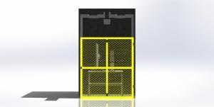 Projetos FP: Automação de Pintura de flanges em aço