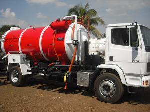 Projeto Solicitado [1 de August de 2016] - Tanque de Hidrovacuo e Hidrojato combinado