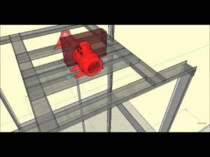 Projeto Solicitado [3 de Agosto de 2016] - Elevador industrial