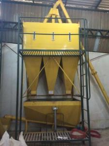 Projeto Solicitado [15 de November de 2016] - Fabrica de ração 3 ton dia