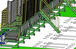 Projetos FP: Unit Line 1 & 2 Conveyor's