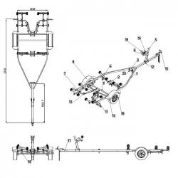 Projeto Solicitado [28 de julho de 2014] - Carretinha reboque para barcos e transportes de cavalos