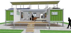Projetos FP: Casa Container