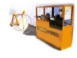 Projeto Solicitado [7 de setembro de 2014] - Maquina de estribos automatica