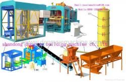 Projeto Solicitado [1 de outubro de 2014] - projeto maquina bloco paver concreto, misturador concreto, dosador central agregados
